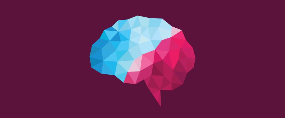 imagem de um cérebro representando o engajamento em eventos
