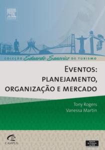 imagem do livro Eventos- Planejamento, organização e mercados