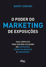 imagem do livro O Poder do Marketing de Exposições