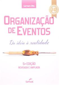 imagem do livro Organização de Eventos