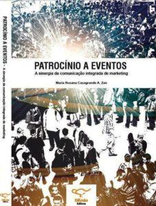imagem do livro Patrocínio a Eventos – A Sinergia da Comunicação Integrada de Marketing
