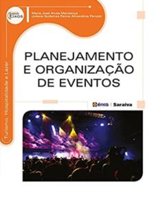 imagem do livro Planejamento e Organização de Eventos