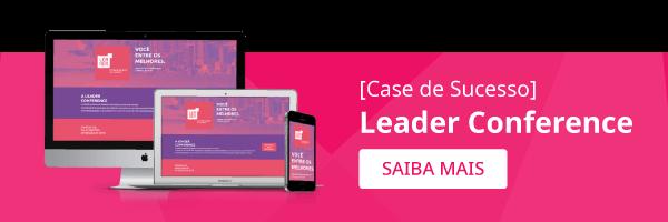 banner para acessar o case de sucesso do evento Leader Conference