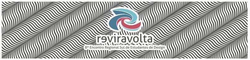imagem com o logo do reviravolta, evento de design que aconteceu em 2011