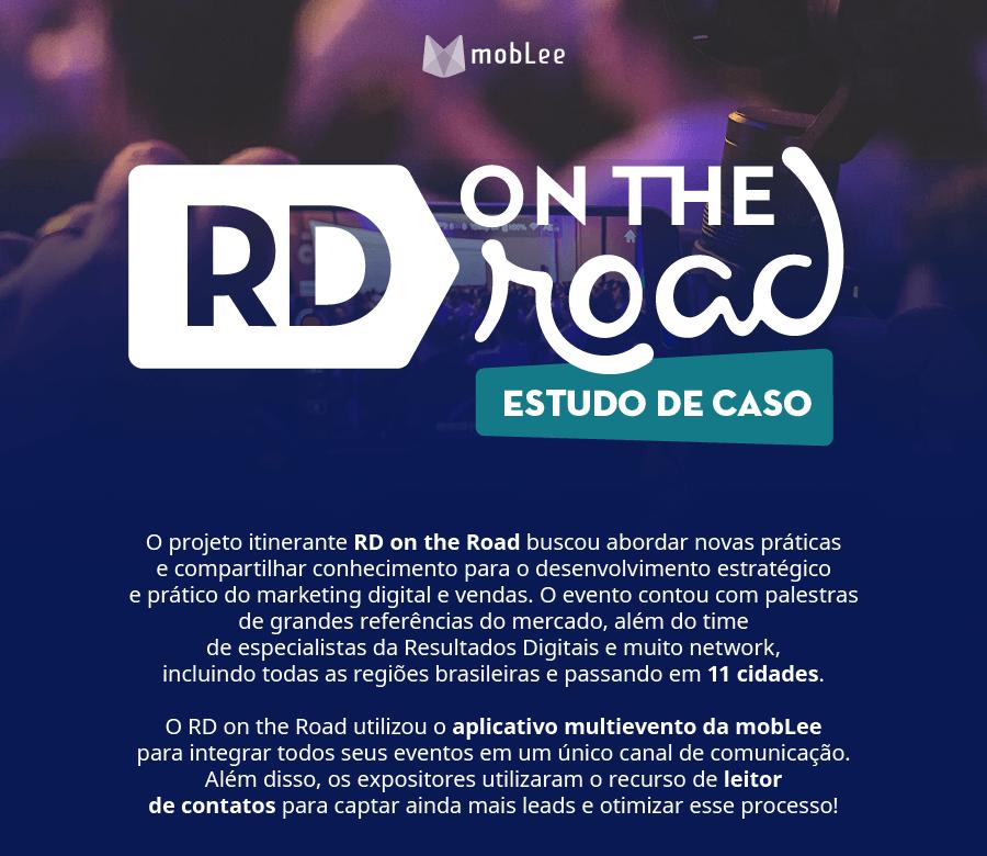 Infográfico do Estudo de Caso do RD on the Road 1