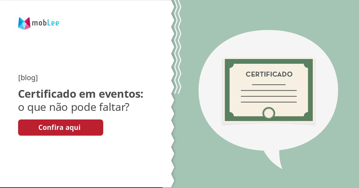 Certificado De Evento Como Fazer O Seu Modelo Online