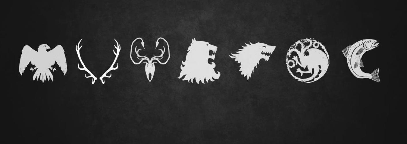 imagem das casas do game of thrones