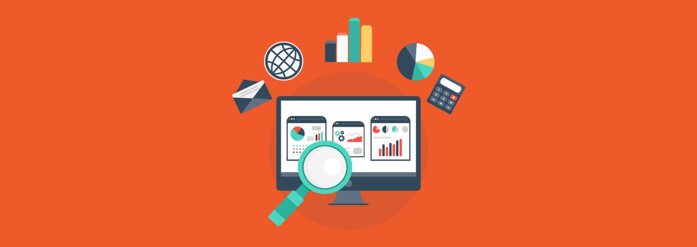 imagem de gráficos e métricas que os organizadores de eventos devem acompanhar com o marketing digital