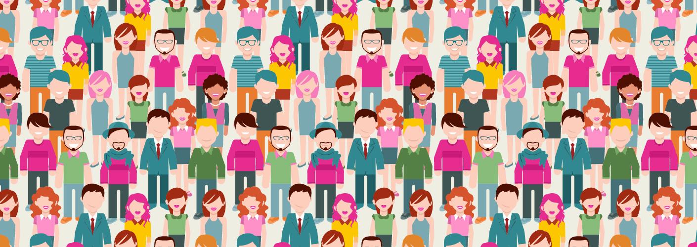 imagem representando os colaboradores participando dos eventos corporativos