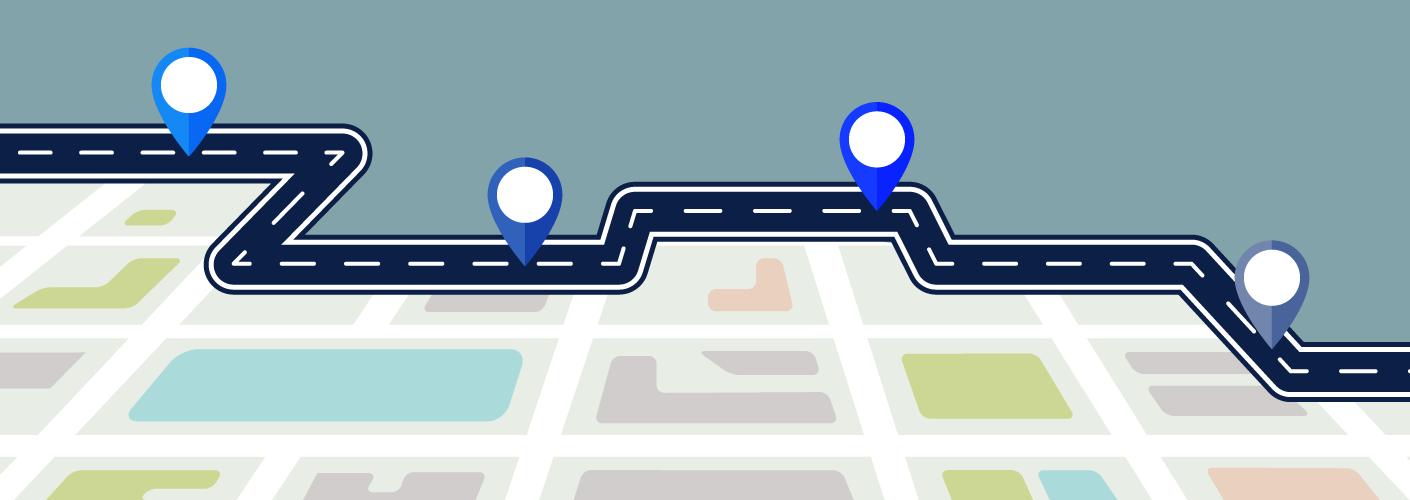 imagem representando uma cidade com seus pontos e espaços para eventos no rio de janeiro