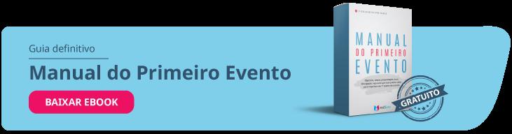 banner convidando para baixar o manual do primeiro evento