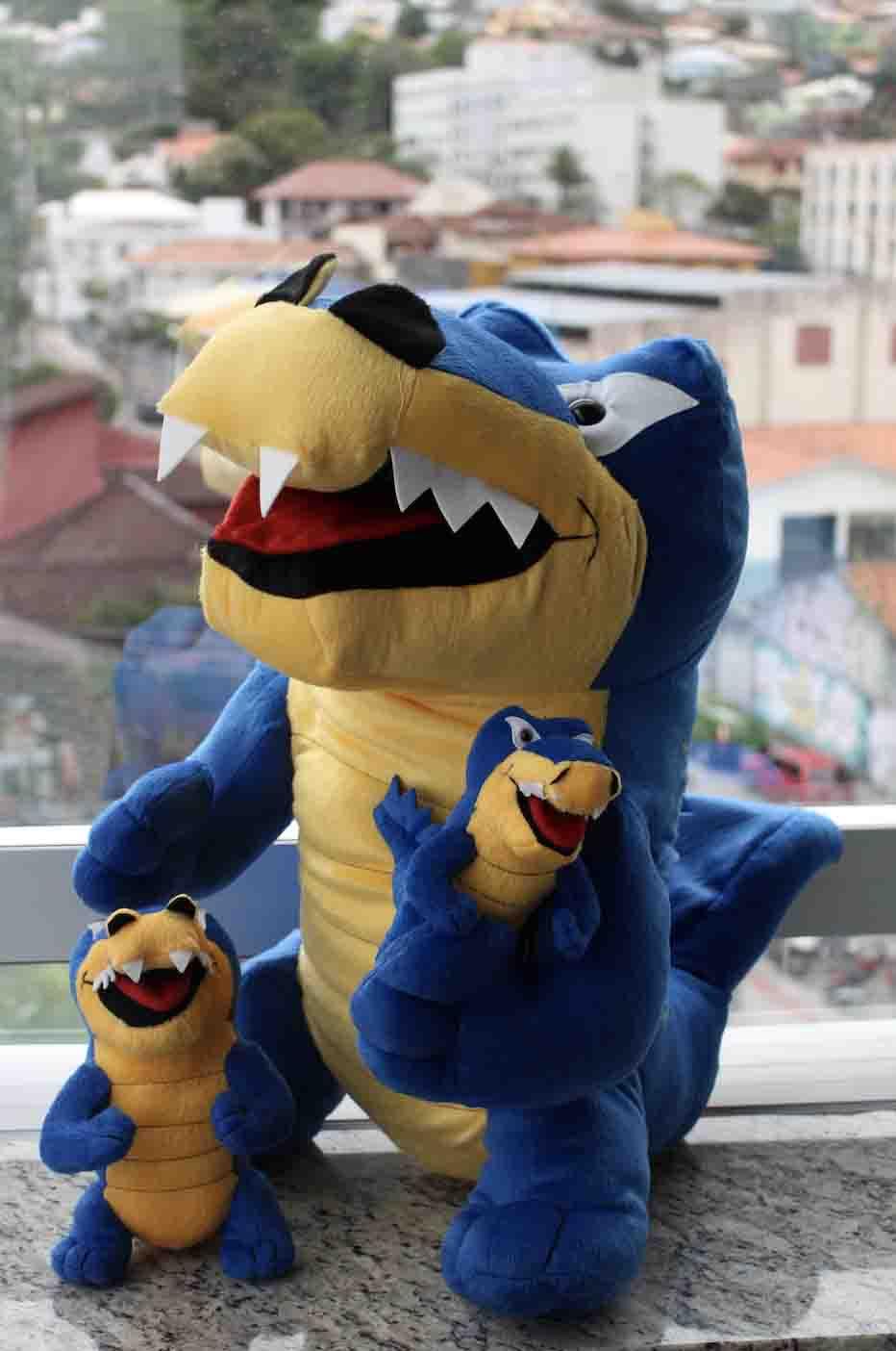 Mascote Hostgator