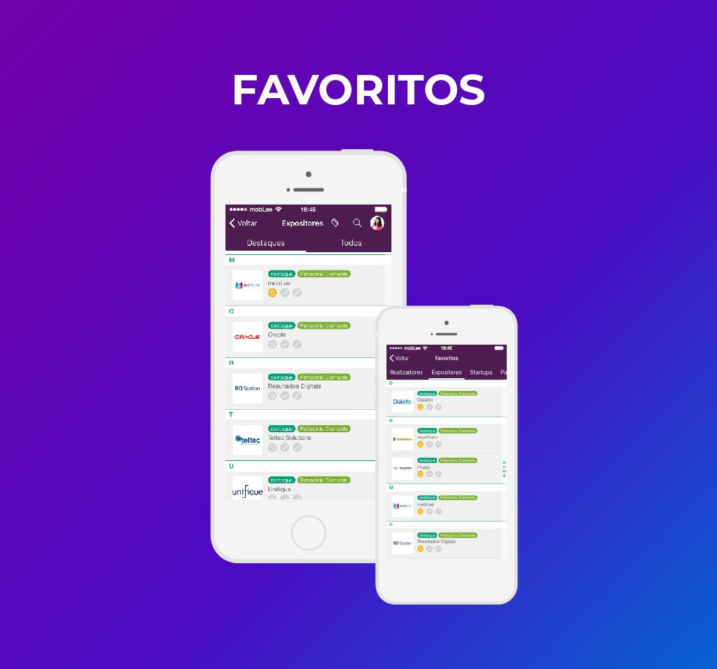imagem dos favoritos no app-100