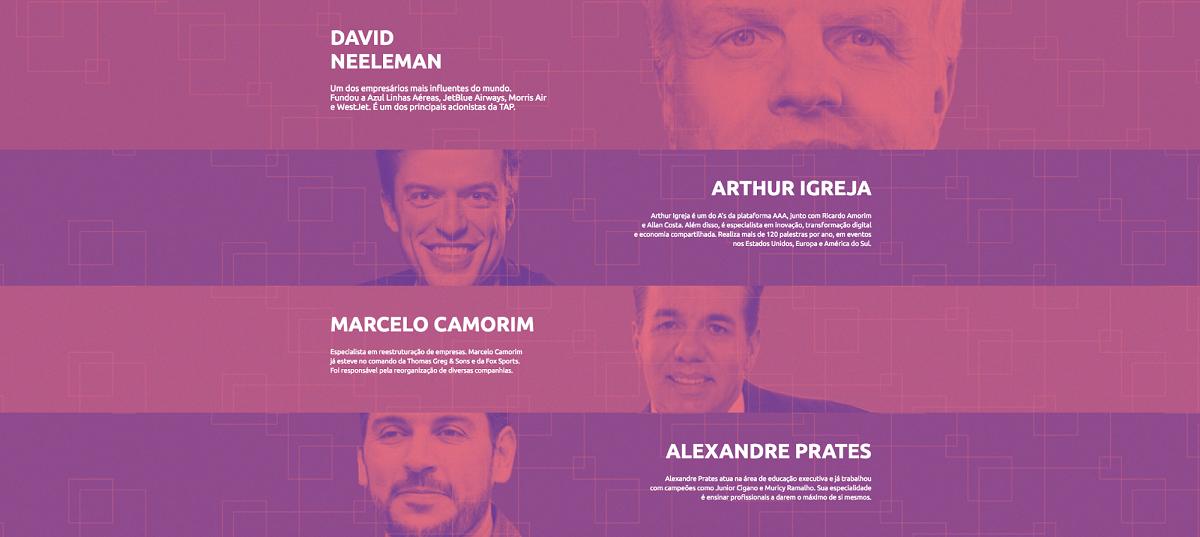 site de inscrição leader conference