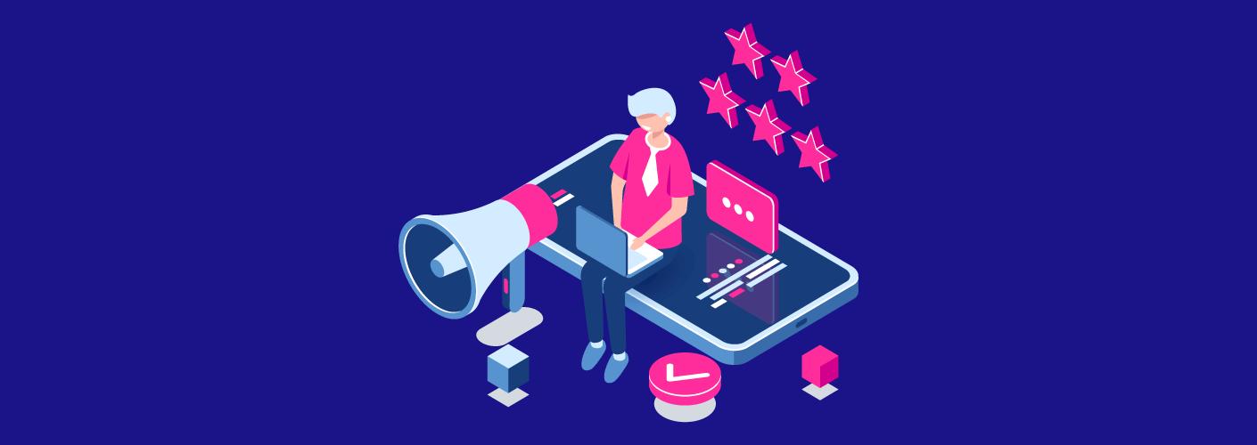 organizador planejando como melhorar a adoção do aplicativo