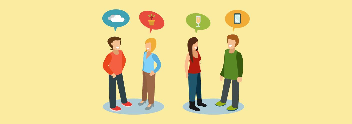 Evento conseguindo proporcionar uma experiência nova para gerar a interação entre os participantes