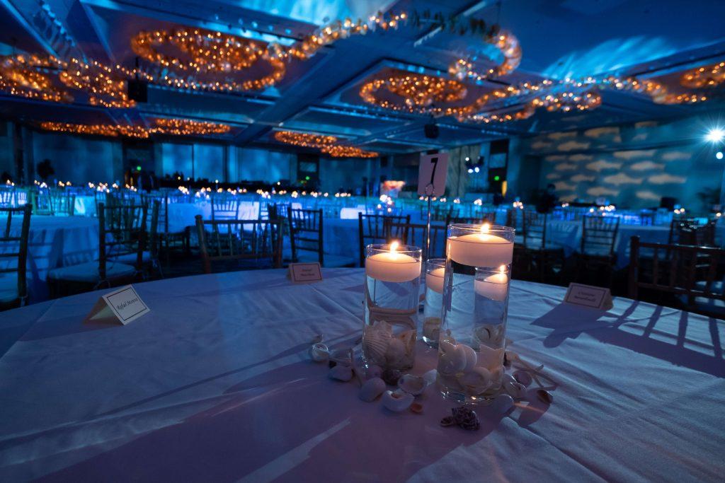 Foto do jantar do evento PTC