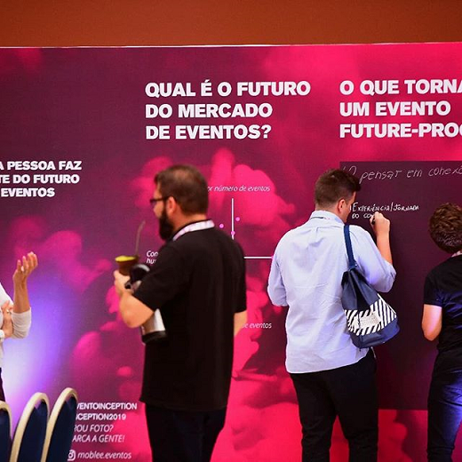 Engajamento do público no Inception 2019