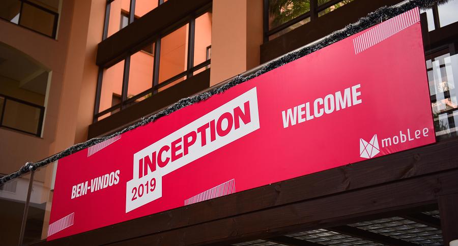 Entrada do Inception 2019