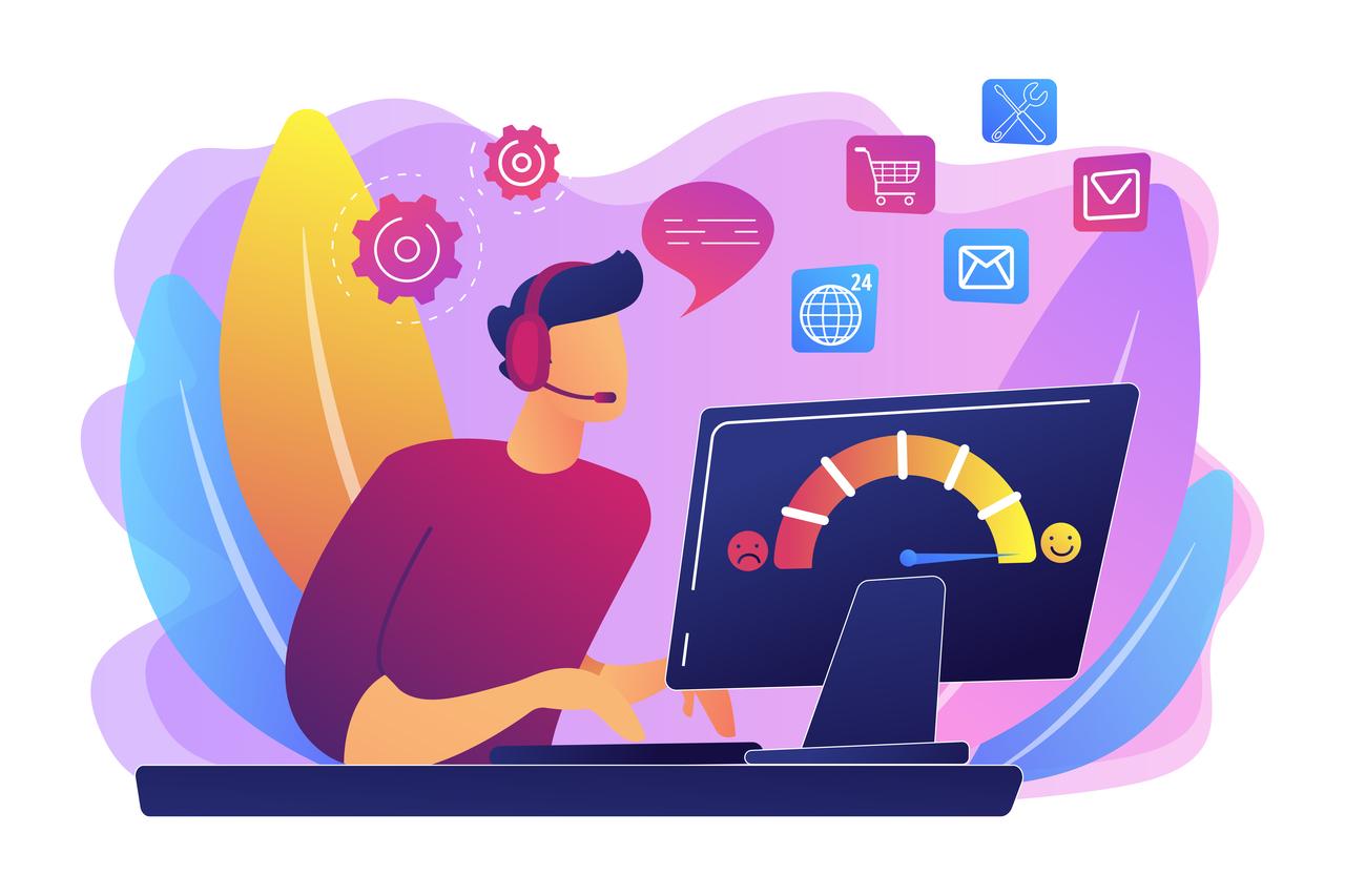 Experiência em eventos online