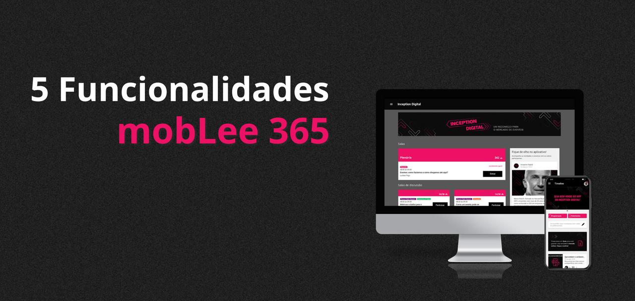 5 funcionalidades mobLee 365