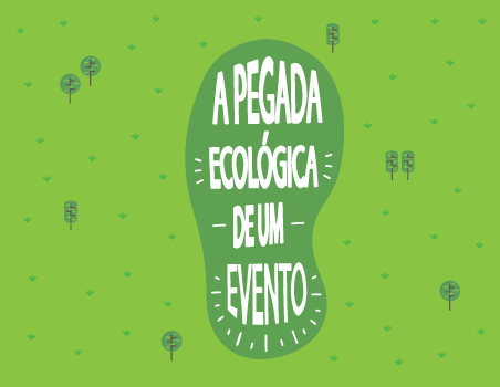 A pegada ecológica de um evento
