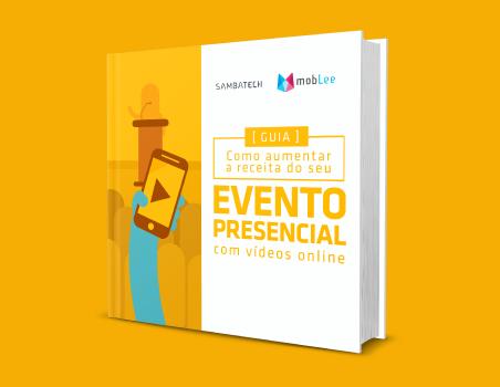 Como aumentar a receita do seu evento presencial com vídeos online