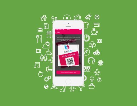 imagem do aplicativo utilizado pela contentools no rd summit